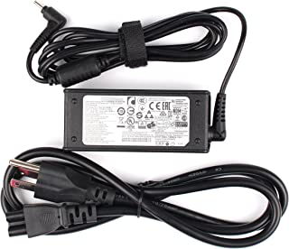 AC Adapter Charger 40w for Samsung ATIV Book 9 NP900X3C NP900X3D NP900X3E NP940X3K NP900X3K NP940X5J NP930X5J NP910S5J NP9...