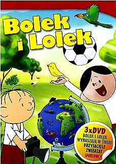 Bolek i Lolek (BOX) [3DVD] (IMPORT) (No English version)