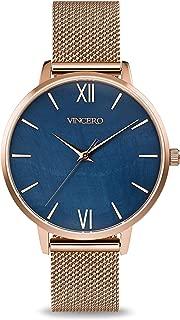 Vincero Luxury Women's Eros Wrist Watch — 38mm Analog Watch — Japanese Quartz Movement…