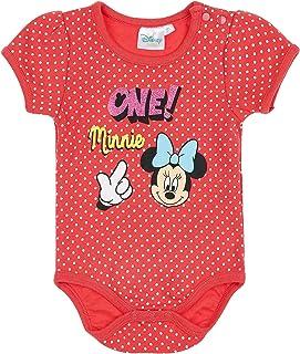 01f8160c1 Disney Minnie Babies Girls Body bebé - Rojo