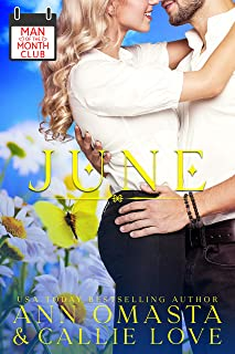 Man of the Month Club: JUNE: An Opposites Attract Hot Shot of Romance Quickie