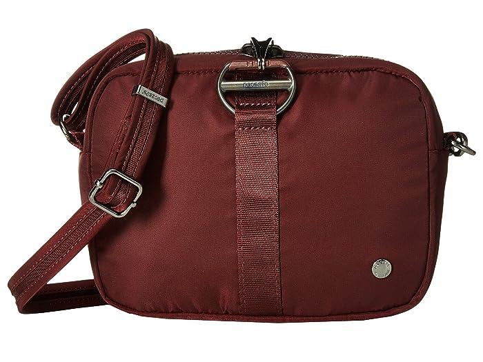 1492fe71c38b Citysafe CX Anti-Theft Square Crossbody Bag