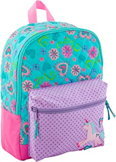 Stephen Joseph All Over Print Quilted Rucksack