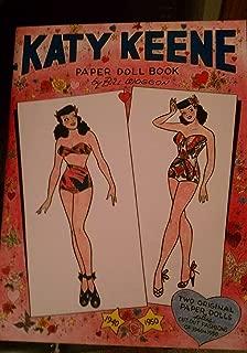 Katy Keene Paper Doll Book