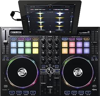 Reloop Beatpad-2 Cross Platform DJ Controller for iPad, Android and Mac