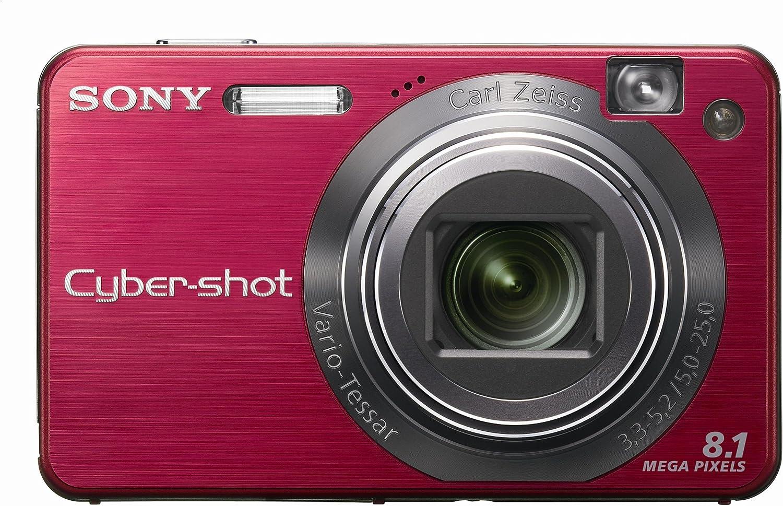 Sony Cybershot DSCW150 R Genuine 8.1MP Digital 5x Fresno Mall with Zo Optical Camera