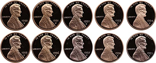 lincoln cent complete set