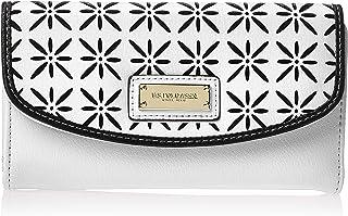 U.S. Polo Assn. Wallet for Women- White