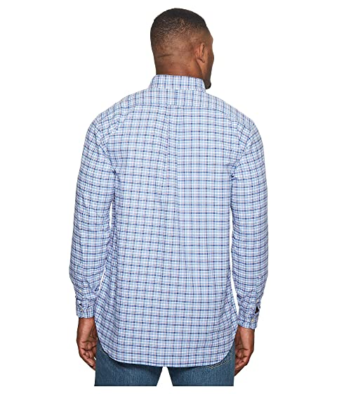 Polo Lauren Big Sleeve Ralph Long Oxford Sport Shirt Tall amp; ggrfvRwq