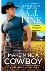Make Mine a Cowboy: Two full books for the price of one (Meadow Valley Book 2) Kindle Edition