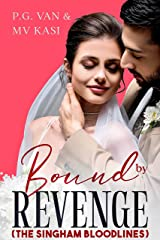 Bound by Revenge: A Kidnapped Bride Romance Kindle Edition