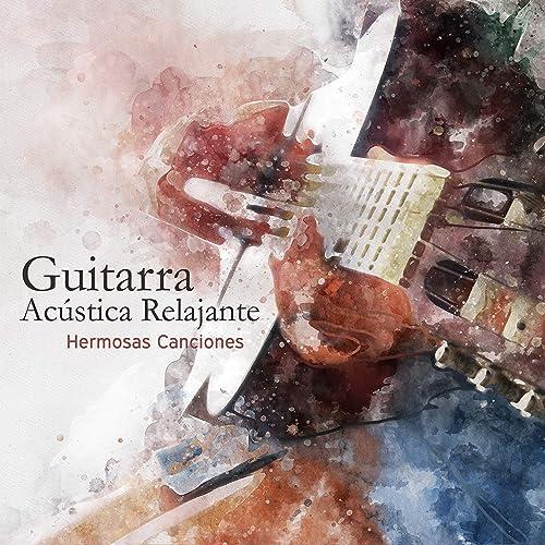 Guitarra Acústica Relajante de Relajación Música Fondo Conjunto en ...