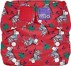 Bambino Mio, Miosolo All-in-One Cloth Diaper, Zebra Dazzle (SOZDZ)