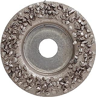 Hoof Boss Silver Coarse Grit Flat Disc