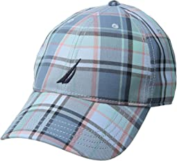 Nautica - Plaid Baseball Cap