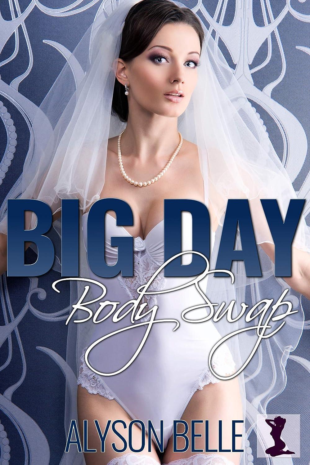 首謀者異形枝Big Day Body Swap: A Wedding Day Gender Swap Romance (English Edition)