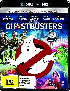 Ghostbusters (4K Ultra HD + Blu-ray)