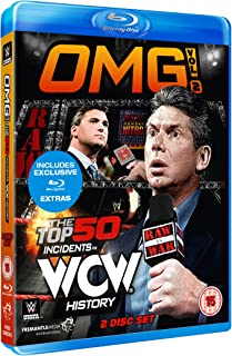 WWE: OMG! Vol. 2 - The Top 50 Incidents In WCW History