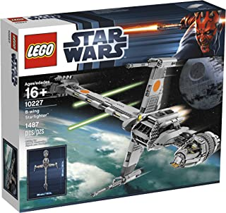 Best lego b wing starfighter Reviews