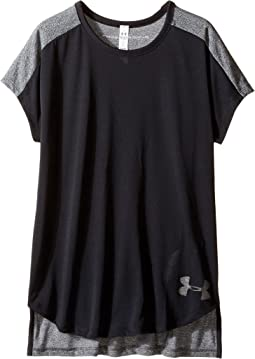 Under Armour Kids - Threadborne Play Up Tee (Big Kids)