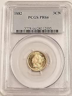 1882 three cent nickel