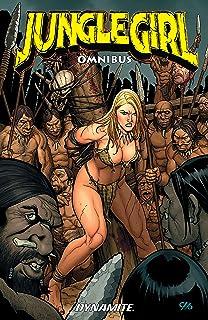 Frank Cho's Jungle Girl: The Complete Omnibus (Jungle Girl (2007-2015))