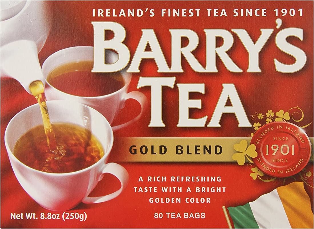 Barrys Gold 80 Bags Pack Of 2