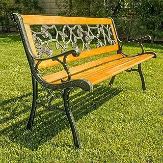 Garden Bench Park Bench Outdoor Bench for Outdoors 50
