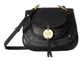 Susie Mini Leather Crossbody