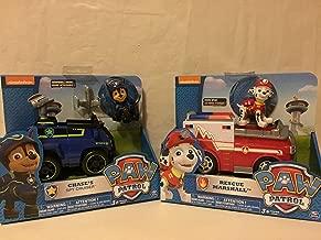 Paw Patrol Chase's Spy Cruiser & Paw Patrol Marshall's Ambulance