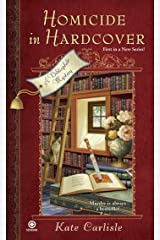 Homicide in Hardcover: A Bibliophile Mystery Kindle Edition