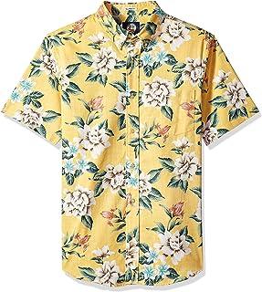 8854d915a Amazon.com: Yellows - Casual Button-Down Shirts / Shirts: Clothing ...