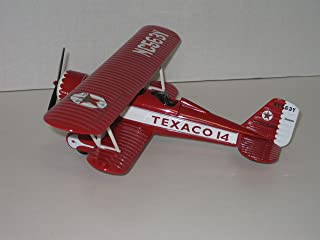 Best texaco diecast airplane banks Reviews