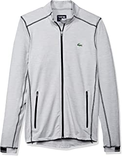Men's Long Sleeve Midlayer Flamme with Front Two Zipper...