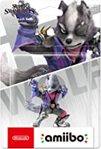 Amiibo Wolf (Super Smash Bros. Collection) (Nintendo Switch)