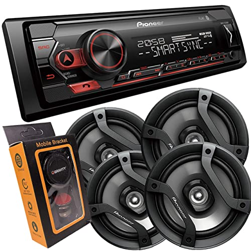 Car Stereo Kits With Speakers Amazon Com