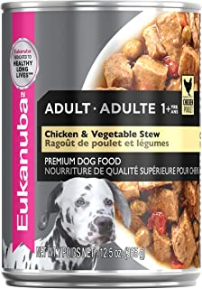 Best canned dog food chicken Reviews