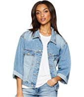 UNIONBAY Lottie Oversized Denim Jacket