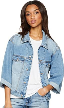 Lottie Oversized Denim Jacket