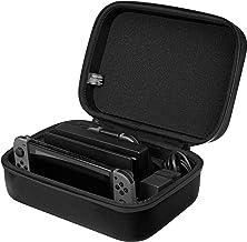 AmazonBasics Hard Shell Travel and Storage Case for Nintendo Switch - 12 x 4.8 x 9 Inches, Black