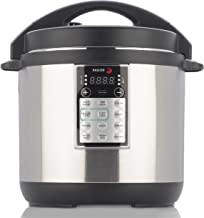 Fagor LUX Multi-Cooker, 8 quart, Electric Pressure Cooker, Slow Cooker, Rice Cooker,..