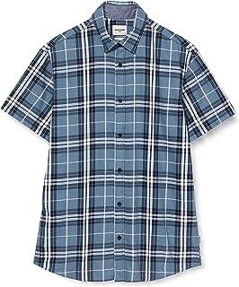 Jcojupiter Shirt SS Plain Camisa para Hombre
