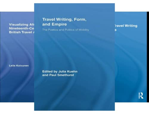 Routledge Research in Travel Writing (19 Book Series)