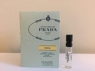 PRADA Les Infusions Mimosa Eau de Parfum, Deluxe Mini.05 oz