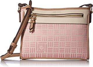 Anne Klein Logo Pocket Crossbody