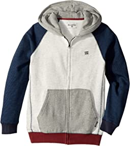 Billabong Kids - Balance Zip Hoodie (Big Kids)