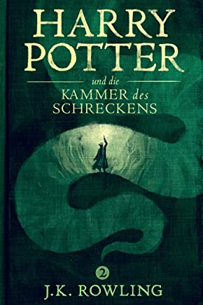 Harry Potter und die Kammer des Schreckens (Die Harry-Potter-Buchreihe 2) (German Edition)