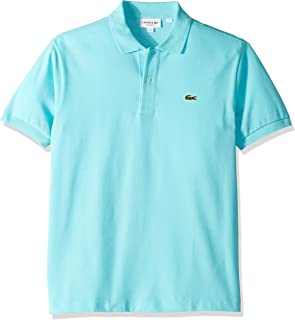 Lacoste Men's Classic Short Sleeve Discontinued L.12.12 Pique Polo Shirt