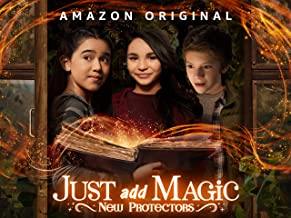 Just Add Magic - Season 302 (4K UHD)
