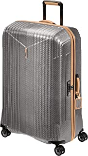 """Hartmann 7R X-Large 32"""" Spinner Suitcase, Hardsided Rolling Luggage in Titanium"""
